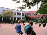 <p>Schulhof</p>