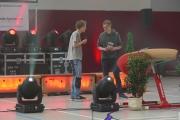 <h5>Benedikt verabschiedet Justus</h5>