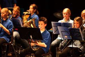 Förderung der Musikgruppen (Bands und Chor)
