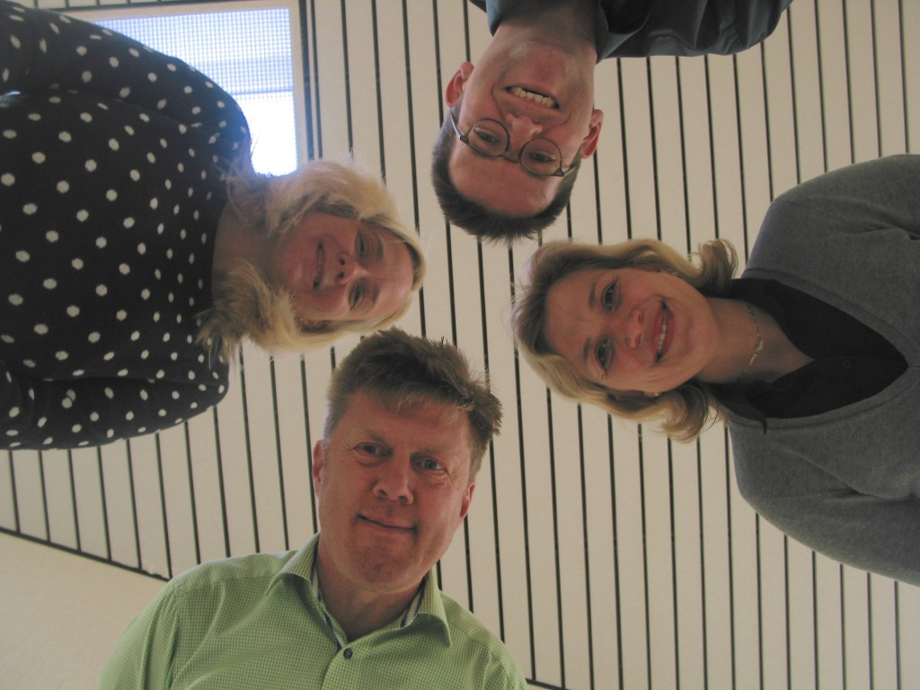 Martin Freudenreich, Christoph Kaiser, Julia Loddenkemper, Nadia Weber